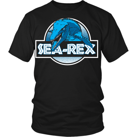 Sea Rex LIMITED EDITION - The Nerd Cave - 1