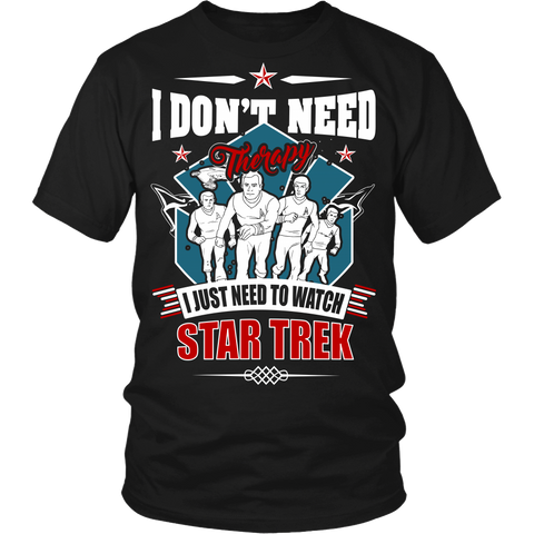 I Just Need To Watch S Trek LIMITED EDITION - The Nerd Cave - 3