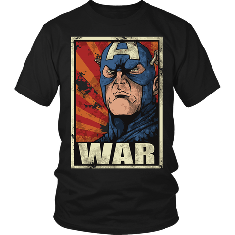 Captain War LIMITED EDITION - The Nerd Cave - 1