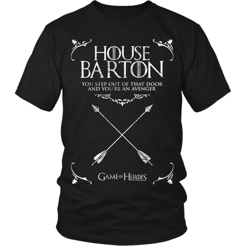 House Barton LIMITED EDITION - The Nerd Cave - 1
