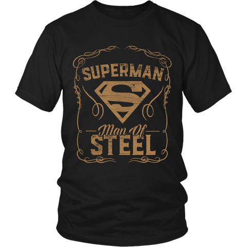 Man Of Steel Whiskey LIMITED EDITION - The Nerd Cave - 1