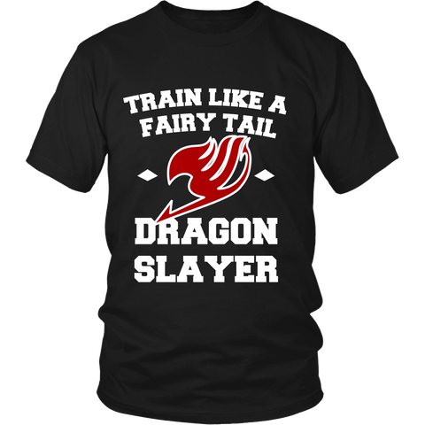 Train Like A Fairy Tail Dragon Slayer LIMITED EDITION - The Nerd Cave - 1