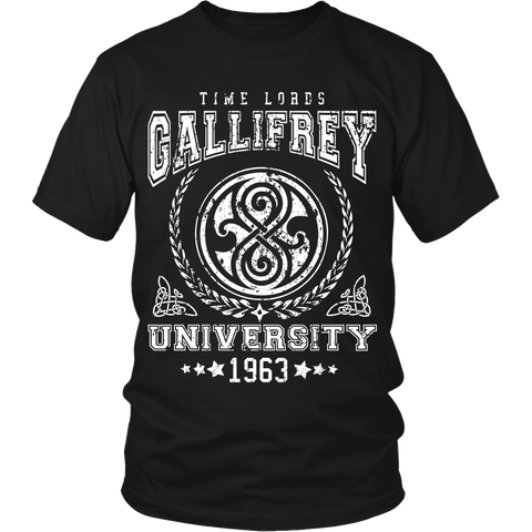 Gallifrey University LIMITED EDITION - The Nerd Cave - 1