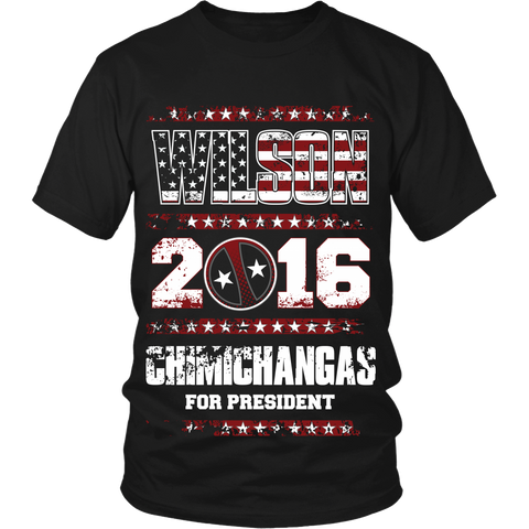 Chimingas For President LIMITED EDITION