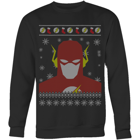 Flash - Ugly Sweater LIMITED EDITION - The Nerd Cave - 1