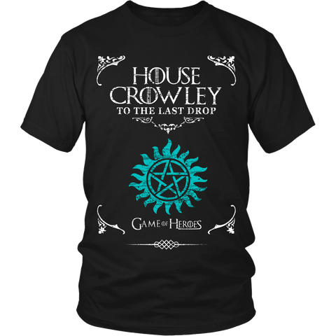 House Crowley LIMITED EDITION - The Nerd Cave - 1