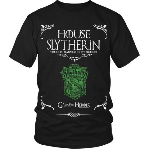 House Slytherin LIMITED EDITION - The Nerd Cave - 1