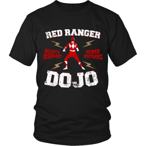 Red Ranger Dojo LIMITED EDITION - The Nerd Cave - 1
