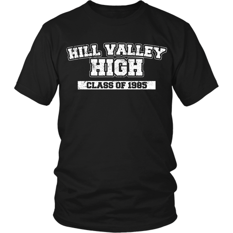 Hill Valley High Class of 1985 LIMITED EDITION - The Nerd Cave - 1