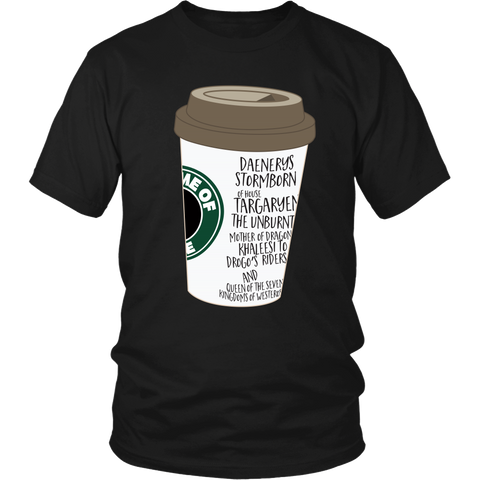 StarThrones Coffee LIMITED EDITION - The Nerd Cave - 1
