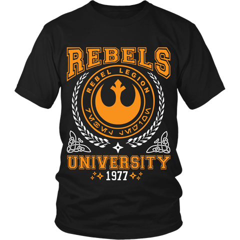 Reb University LIMITED EDITION - The Nerd Cave - 1
