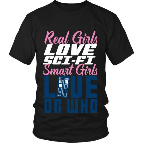 Smart Girls Love Dr LIMITED EDITION - The Nerd Cave - 1