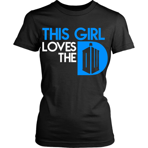 This Girl Loves The Doctor LIMITED EDITION - The Nerd Cave - 1
