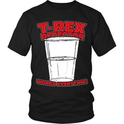 T-Rex Detector Works Everytime LIMITED EDITION - The Nerd Cave - 1