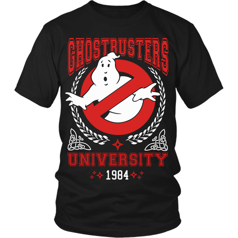 Ghost Busters University LIMITED EDITION - The Nerd Cave - 1
