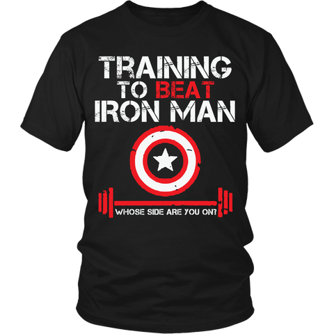 Training To Beat Iron LIMITED EDITION - The Nerd Cave - 1