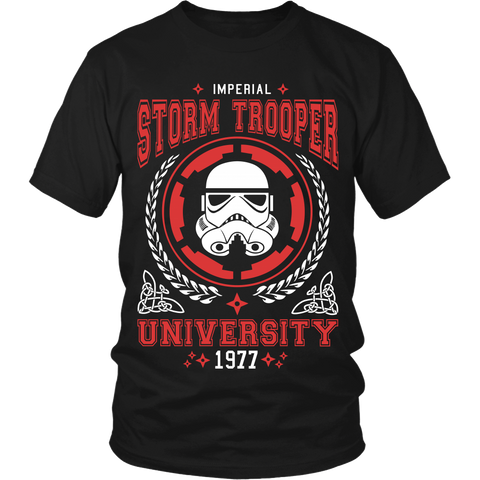 Storm Trooper University LIMITED EDITION - The Nerd Cave - 1