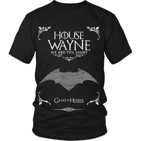 House Wayne LIMITED EDITION - The Nerd Cave - 1