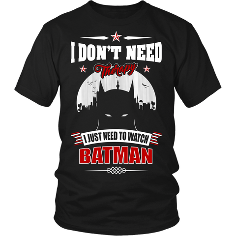 I Just Need To Watch The Dark Knight LIMITED EDITION - The Nerd Cave - 3