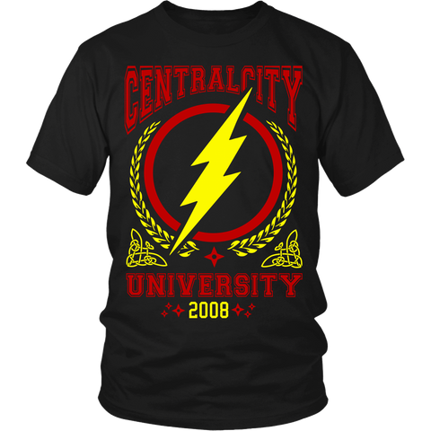Central City University LIMITED EDITION - The Nerd Cave - 1