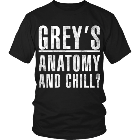 Anatomy And Chill LIMITED EDITION - The Nerd Cave - 1