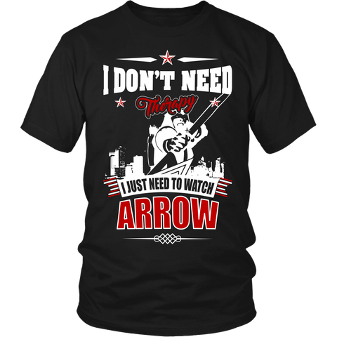 I Just Need To Watch Arrow LIMITED EDITION - The Nerd Cave - 3