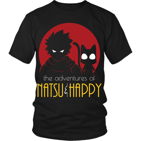 Adventures Of Natsu & Happy LIMITED EDITION - The Nerd Cave - 1