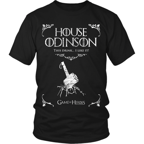 House Odinson LIMITED EDITION - The Nerd Cave - 1