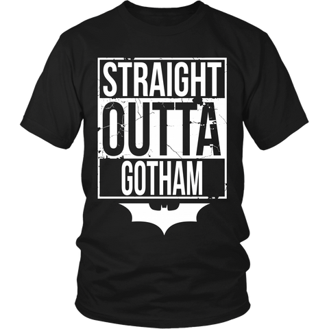 Straight Outta Gotham LIMITED EDITION - The Nerd Cave - 1