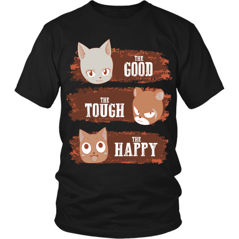 The Good The Tough The Happy LIMITED EDITION - The Nerd Cave - 1