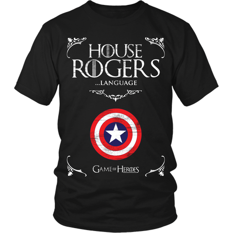 House Rodgers LIMITED EDITION - The Nerd Cave - 1
