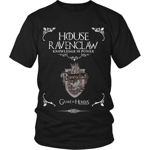 House Ravenclaw LIMITED EDITION - The Nerd Cave - 1