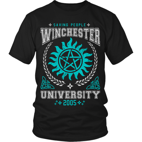 Winchester University LIMITED EDITION - The Nerd Cave - 1