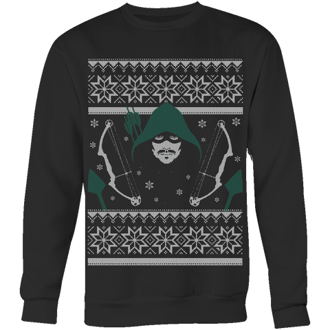 Arrow - Ugly Sweater LIMITED EDITION - The Nerd Cave - 1