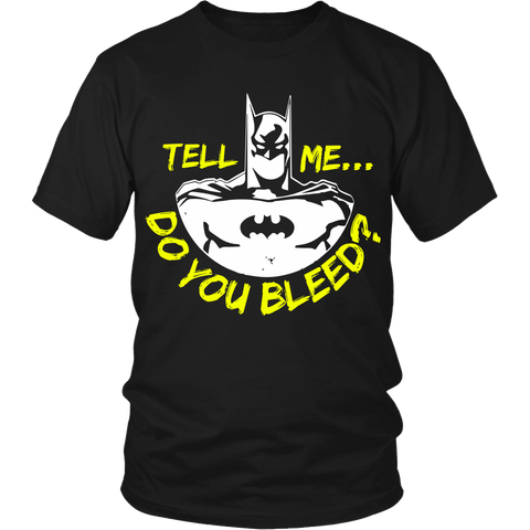 Do You Bleed LIMITED EDITION - The Nerd Cave - 1