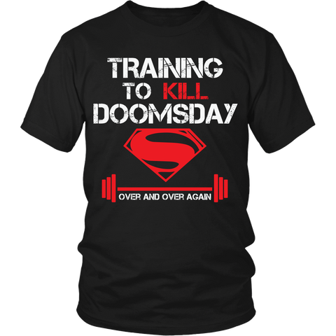 Training To Kill Doomsday LIMITED EDITION - The Nerd Cave - 1
