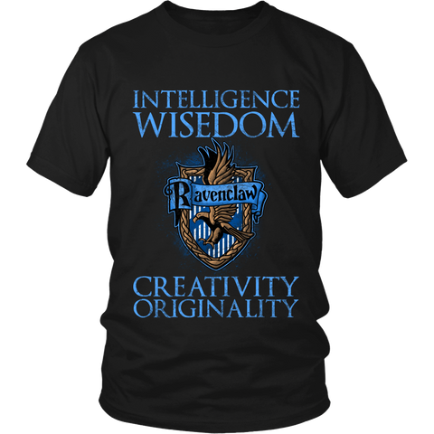 Intelligence Wisedom Creativity Originality LIMITED EDITION - The Nerd Cave - 1
