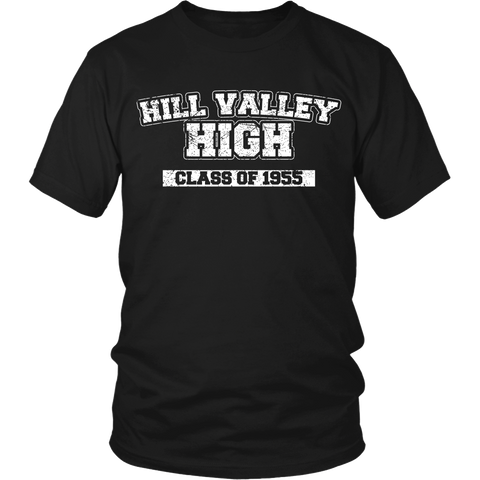Hill Valley High Class of 1955 LIMITED EDITION - The Nerd Cave - 1