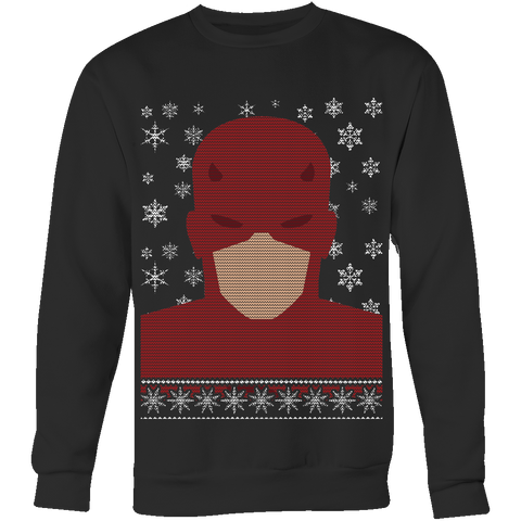 Dare Devil - Ugly Sweater LIMITED EDITION - The Nerd Cave - 1