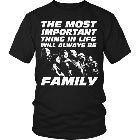 Family is My Life LIMITED EDITION - The Nerd Cave - 1