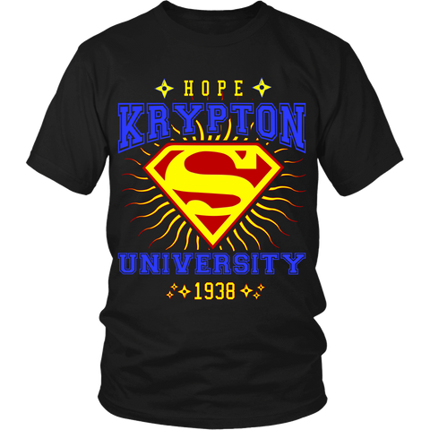 Krypton University LIMITED EDITION - The Nerd Cave - 1