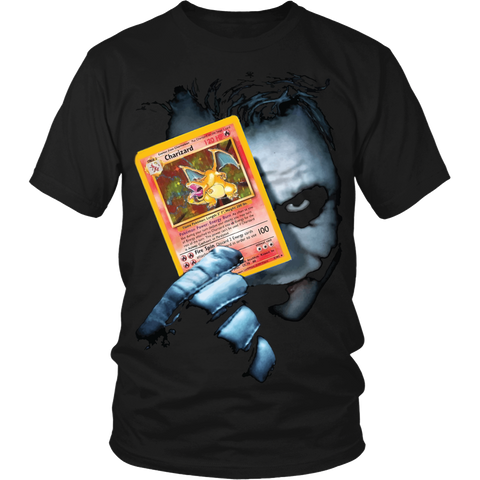 Joker Shows His Card LIMITED EDITION - The Nerd Cave - 1