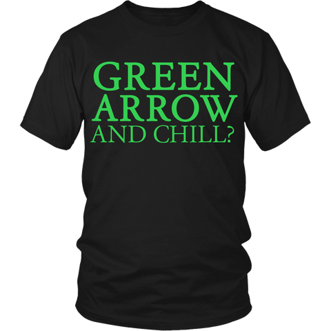Arrow And Chill LIMITED EDITION - The Nerd Cave - 1