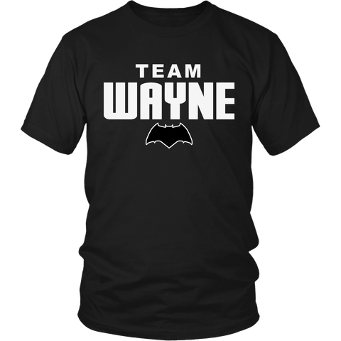 Team Wayne LIMITED EDITION - The Nerd Cave - 1