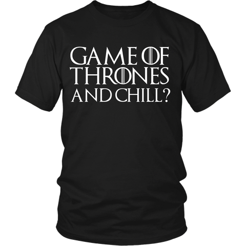 GOT And Chill LIMITED EDITION - The Nerd Cave - 1