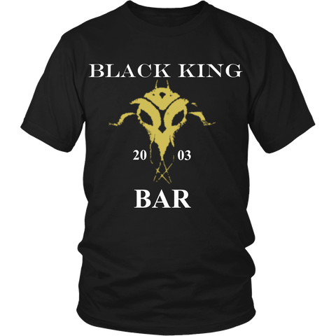 Black King Bar LIMITED EDITION - The Nerd Cave - 1