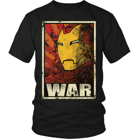 Iron War LIMITED EDITION - The Nerd Cave - 1