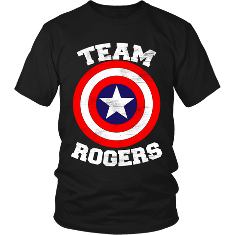 Team Rogers LIMITED EDITION - The Nerd Cave - 1