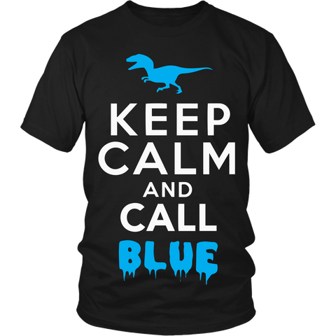 Keep Calm And Call Blue LIMITED EDITION - The Nerd Cave - 1