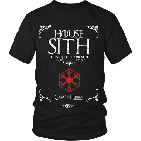 House Sith LIMITED EDITION - The Nerd Cave - 1
